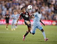 Sporting Kansas City vs. D.C. United, August 11, 2012