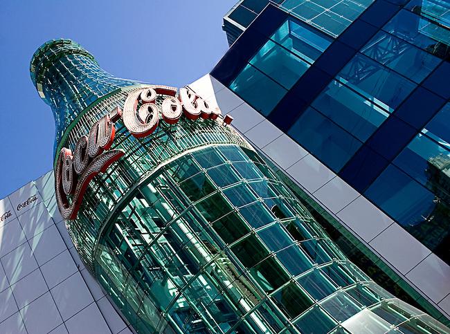 Coca Cola, Las Vegas, Nevada