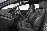 Front seat view of a 2015 Ford Focus St 5 Door Hatchback Front Seat car photos