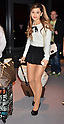 Singer Ariana Grande Arrives in Tokyo