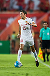 Shanghai FC Midfielder Akhmedov Odil in action during the AFC Champions League 2017 Quarter-Finals match between Guangzhou Evergrande (CHN) vs Shanghai SIPG (CHN) at the Tianhe Stadium on 12 September 2017 in Guangzhou, China. Photo by Marcio Rodrigo Machado / Power Sport Images