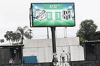 Limeira (SP), 03/02/2020 - Inter de Limeira - Ponte Preta. Partida entre Inter de Limeira e Ponte Preta válida pelo Campeonato Paulista no estádio Major José Levy Sobrinho, em Limeira, interior de São Paulo, nesta segunda-feira (03).