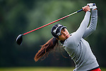 Ajira Nualraksa of Thailand in action during the Hyundai China Ladies Open 2014 on December 12 2014, in Shenzhen, China. Photo by Xaume Olleros / Power Sport Images