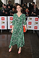 Emelia Fox<br /> arriving for the TRIC Awards 2019 at the Grosvenor House Hotel, London<br /> <br /> ©Ash Knotek  D3487  08/03/2019
