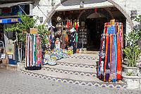 Souvenir Shop.  Playa del Carmen, Riviera Maya, Yucatan, Mexico.