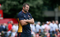 Thursday 9th September 20218 <br /> <br /> Jared Payne during the pre-season friendly between Saracens and Ulster Rugby at the Honourable Artillery Company Grounds, Armoury House, London, England. Photo by John Dickson/Dicksondigital