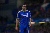 Ruben Loftus-Cheek of Chelsea during the UEFA Champions League match between Chelsea and Maccabi Tel Aviv at Stamford Bridge, London, England on 16 September 2015. Photo by Andy Rowland.