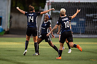 Seattle Reign FC vs Washington Spirit, August 05, 2018