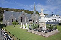 St. Paul's Anglican Church, Paihia, north island, New Zealand.  Built 1925.