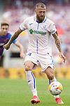 Getafe CF's David Timor during La Liga match. August 29, 2021. (ALTERPHOTOS/Acero)