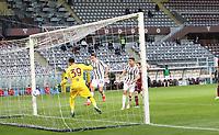 Torino 03-04-2021<br /> Stadio Grande torino<br /> Serie A  Tim 2020/21<br /> Torino - Juventus<br /> Nella foto: ronaldo goal 2 2                                  <br /> Antonio Saia Kines Milano