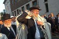 "- meeting ""Religions and Cultures"" organized by the S.Egidio Community in Milan, in center Rabbi Giuseppe Laras, president of the Italian rabbis<br /> <br /> - meeting ""Religioni e Culture"" organizzato dalla Comunità  S.Egidio a Milano, al centro il rabbino Giuseppe Laras, presidente dell'Assemblea Rabbinica Italiana"