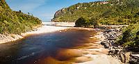 Kohaihai River near Karamea, Kahurangi National Park, Buller Region, West Coast, New Zealand, NZ