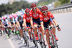Drapac Pro Cycling on the front of the peloton during Stage 7 of the 2015 Presidential Tour of Turkey running 166km from Selcuk to Izmir. 2nd May 2015.<br /> Photo: Tour of Turkey/Mario Stiehl/www.newsfile.ie