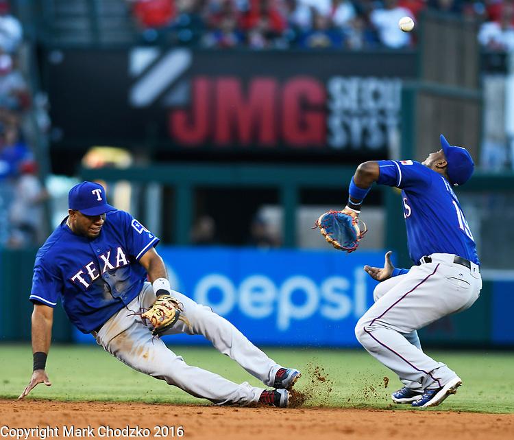 Angels vs. Rangers. Who's got it?