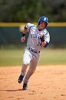 Seton Hall Pirates right fielder Ryan Ramiz (20) during a game against the Indiana Hoosiers on March 5, 2016 at North Charlotte Regional Park in Port Charlotte, Florida.  Seton Hall defeated Indiana 6-4.  (Mike Janes/Four Seam Images)