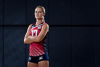 US Women's Volleyball National Team Portraits, May 24, 2016