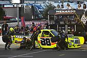NASCAR Camping World Truck Series<br /> winstaronlinegaming.com 400<br /> Texas Motor Speedway, Ft. Worth, TX USA<br /> Friday 9 June 2017<br /> Matt Crafton, Hormel Gatherings/Menards Toyota Tundra<br /> World Copyright: Nigel Kinrade<br /> LAT Images<br /> ref: Digital Image 17TEX2nk03678