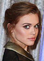 BEVERLY HILLS, CA, USA - OCTOBER 28: Holland Roden arrives at the 25th Annual Courage in Journalism Awards held at the Beverly Hilton Hotel on October 28, 2014 in Beverly Hills, California, United States. (Photo by Xavier Collin/Celebrity Monitor)
