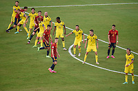 ESP: Spain - Sweden. Euro 2022. Spain and Sweden national teams during the match between Spain and Sweden of Euro 2020, group E, matchday 1, played at La Cartuja Stadium on June 14, 2021 in Sevilla, Spain. kpng Copyright: xPRESSINPHOTOx PS_210614_045 <br /> <br /> Photo Imago/Insidefoto<br /> ITALY ONLY