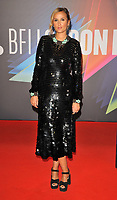 """Julia Ducournau at the 65th BFI London Film Festival """"Titane"""" UK premiere, Royal Festival Hall, Belvedere Road, on Saturday 09th October 2021, in London, England, UK. <br /> CAP/CAN<br /> ©CAN/Capital Pictures"""