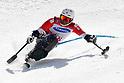 PyeongChang 2018 Paralympics: Alpine Skiing: Men's Slalom Standing Run1