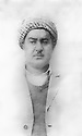 Iraq 1954?<br /> Portrait of Abdul Wahab Agha Rowanduzi.  <br /> Irak 1954? Portrait de Abdul Wahab Agha Rowanduzi.