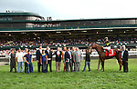 Judy the Beauty and John Velazquez win the 33rd running of The Thoroughbred Club of America at Keeneland Race Course for owner and trainer Wesley Ward.   October 05, 2013.