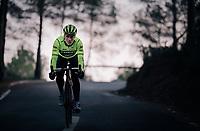 Markel IRIZAR (ESP/Trek-Segafredo)<br /> <br /> Team Trek-Segafredo men's team<br /> training camp<br /> Mallorca, january 2019<br /> <br /> ©kramon