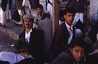 Yemen Sana'a, Qut market