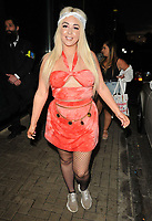 Jodie Weston at the Lit Bar launch party, Lit Bar, Lendal Terrace, Clapham, on Friday 10th September 2021 in London, England, UK. <br /> CAP/CAN<br /> ©CAN/Capital Pictures