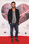 "Alfonso Bassave attend the Premiere of the movie ""MAGICAL GIRL"" at Callao Cinemas in Madrid, Spain. October 16, 2014. (ALTERPHOTOS/Carlos Dafonte)"