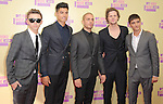 The Wanted at The 2012 MTV Video Music Awards held at Staples Center in Los Angeles, California on September 06,2012                                                                   Copyright 2012  DVS / Hollywood Press Agency