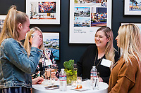 SAN FRANCISCO, CA - October 16 - Kristen Kelley and Kristy Ryan attend Kilroy Realty / US Olympic Sailing Cocktail Reception 2019 on October 16th 2019 at Kilroy Innovation Center in San Francisco, CA (Photo - Andrew Caulfield for Drew Altizer Photography)