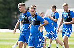 St Johnstone Training….29.06.19   McDiarmid Park, Perth<br />Chria Kane<br />Picture by Graeme Hart.<br />Copyright Perthshire Picture Agency<br />Tel: 01738 623350  Mobile: 07990 594431
