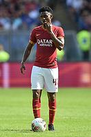 Amadou Diawara of Roma .<br /> Roma 06-10-2019 Stadio Olimpico <br /> Football Serie A 2019/2020 <br /> AS Roma - Cagliari <br /> Foto Antonietta Baldassarre / Insidefoto