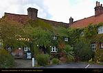 Wheatsheaf at Bough Beech, 14th-15th c. Country Pub, Kent, England, UK