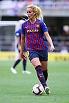 UEFA Women's Champions League 2018/2019.<br /> Semi Finals<br /> FC Barcelona vs FC Bayern Munchen: 1-0.<br /> Kheira Hamraoui.