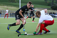 181018 International Men's Hockey - NZ Black Sticks v Canada