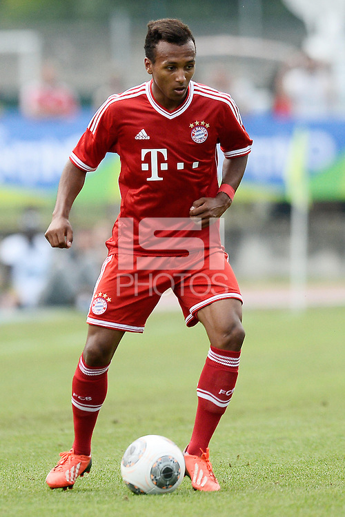 Football: Germany, 1. Bundesliga, FC Bayern Muenchen - Julian Green