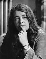 author Kate Millett Cambridge MA 1977