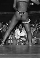 il primo Salone dell'erotismo, Mi-sex, 1994 a Milano, grande successo di pubblico con oltre 60.000 spettatori