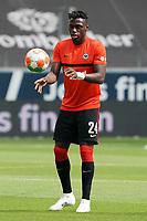 Danny da Costa (Eintracht Frankfurt)<br /> <br /> - 24.07.2021 Fussball 1. Bundesliga, Saison 21/22, Freundschaftsspiel, SG Eintracht Frankfurt vs. Racing Straßburg, Deutsche Bank Park, emonline, emspor, <br /> <br /> Foto: Marc Schueler/Sportpics.de<br /> Nur für journalistische Zwecke. Only for editorial use. (DFL/DFB REGULATIONS PROHIBIT ANY USE OF PHOTOGRAPHS as IMAGE SEQUENCES and/or QUASI-VIDEO)