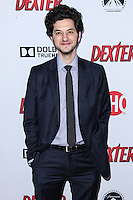 HOLLYWOOD, CA - JUNE 15: Ben Schwartz arrives at the premiere screening of Showtime's 'Dexter' Season 8 at Milk Studios on June 15, 2013 in Hollywood, California. (Photo by Celebrity Monitor)