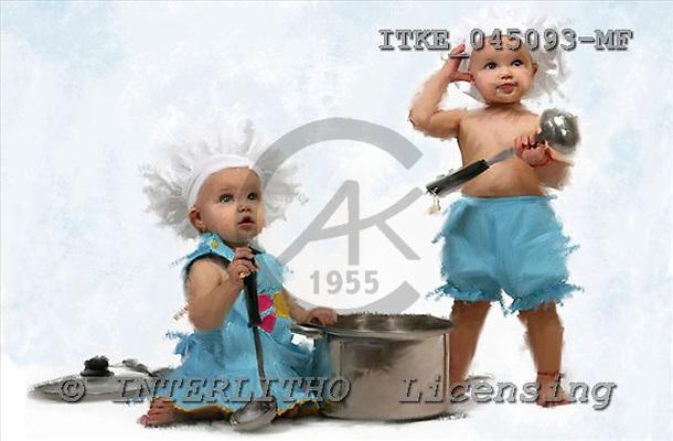Isabella, CHILDREN, paintings,+children,++++,ITKE045093-MF,#K# Kinder, niños, illustrations, pinturas ,everyday