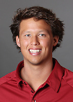 STANFORD, CA - AUGUST 31:  Janson Wigo of the Stanford Cardinal during water polo picture day on August 31, 2009 in Stanford, California.