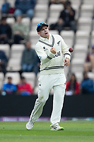 Tom Latham, New Zealand during India vs New Zealand, ICC World Test Championship Final Cricket at The Hampshire Bowl on 19th June 2021