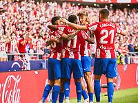 2021.08.22 La Liga Atletico de Madrid VS Elche CF