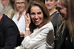 Ana Belen attend Les Luthiers tribute at The Cervantes Institute on October 10, 2019 in Madrid, Spain.(ALTERPHOTOS/ItahisaHernandez)