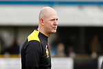 Andy Graves Manager of Hucknall Town. Hucknall Town v Heanor Town, 17th October 2020, at the Watnall Road Ground, East Midlands Counties League. Photo by Paul Thompson.